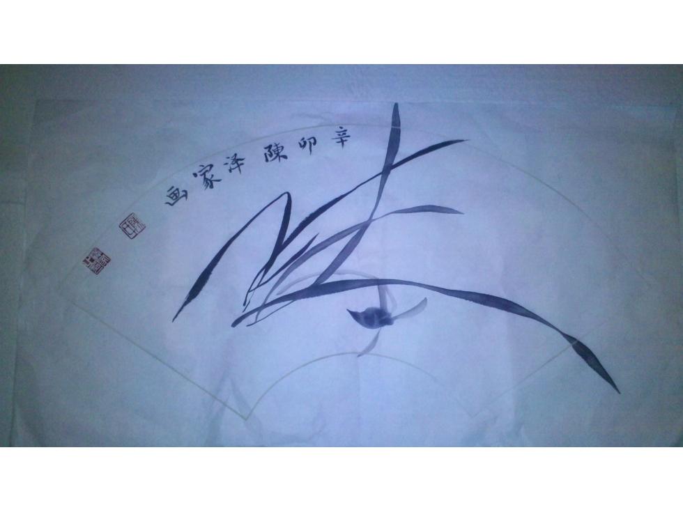迎大运深圳中小学生书法绘画展